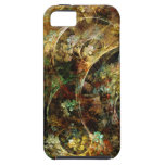 Sweet Autumn Abstract Fractal Art iPhone 5 Case