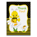 Sweet Baby Bee Thank You Card