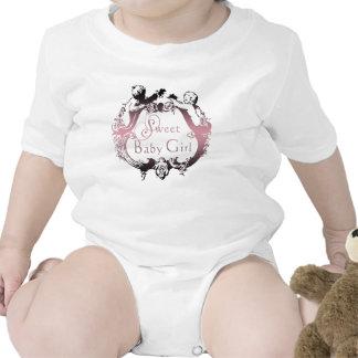 Sweet Baby Giel Onesy Tee Shirts