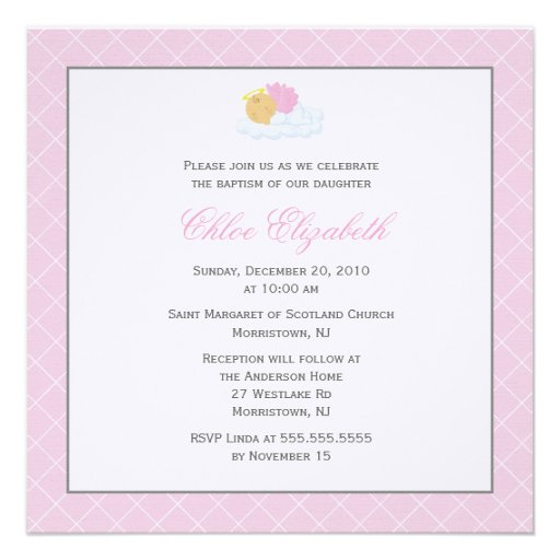 Standard Size Wedding Invitation as perfect invitation design