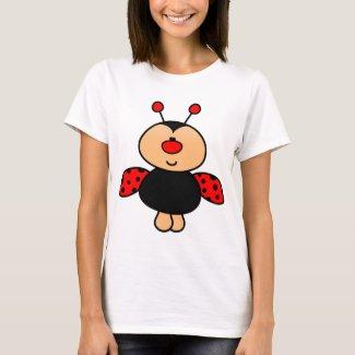 Sweet baby ladybug T-Shirt