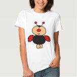 Sweet baby ladybug tee shirts