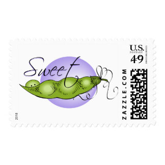 Sweet Baby Pea Postage