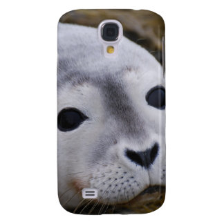 Sweet Baby Seal iPhone 3G Case Samsung Galaxy S4 Cover