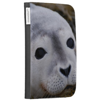 Sweet Baby Seal Kindle Folio Kindle 3G Cover