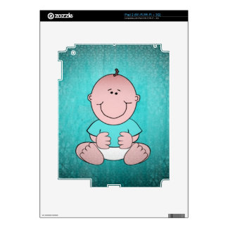 Sweet Baby TIMMY Decal For The iPad 2