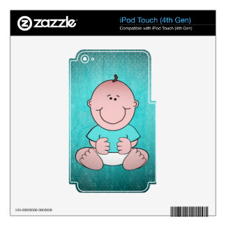 Sweet Baby TIMMY iPod Touch 4G Decal