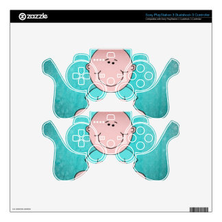 Sweet Baby TIMMY PS3 Controller Skin
