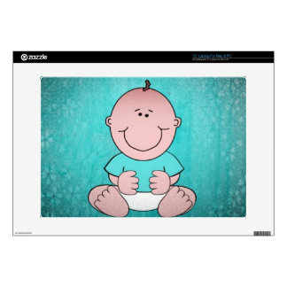 """Sweet Baby TIMMY 15"""" Laptop Skins"""