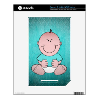 Sweet Baby TIMMY NOOK Color Decal