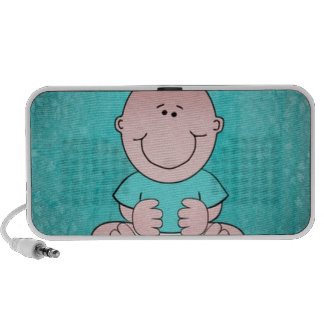 Sweet Baby TIMMY iPhone Speaker