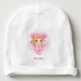 Sweet Baby's Rabbit Skin Cotton Rib Infant Hat