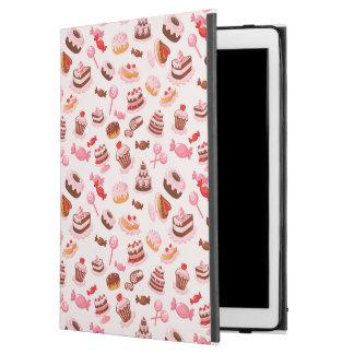 Sweet background iPad pro case