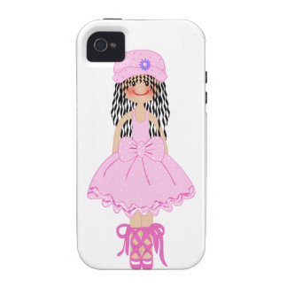 Sweet Ballerina Case-Mate Case Vibe iPhone 4 Cover