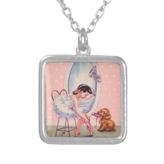 Sweet Ballerina Necklace