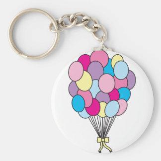 Sweet Balloons Keychain