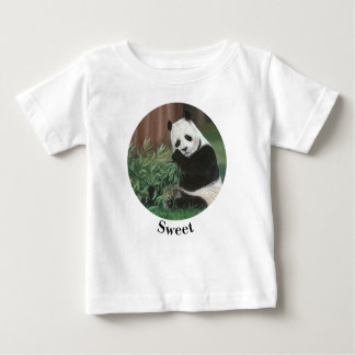 Sweet Bamboo Panda Bear tee shirt