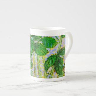 Sweet Basil Tea Cup