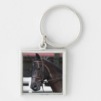Sweet Bay Horse Keychain