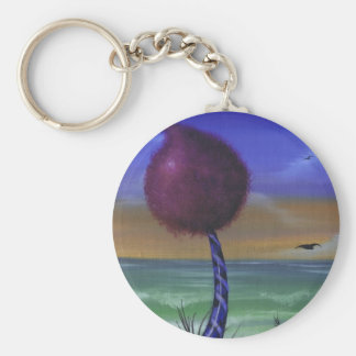 sweet beach keychain