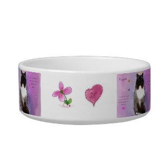 Sweet Beautiful Ragdoll Bowl