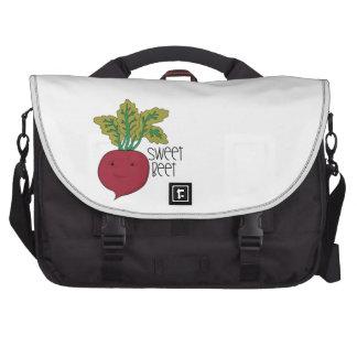 Sweet Beet Computer Bag