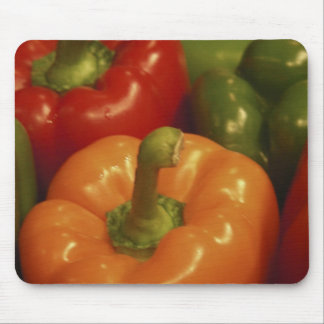 Sweet Bell Peppers whole mouse pad