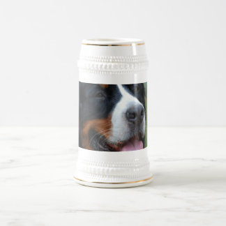 Sweet Bernese Beer Stein
