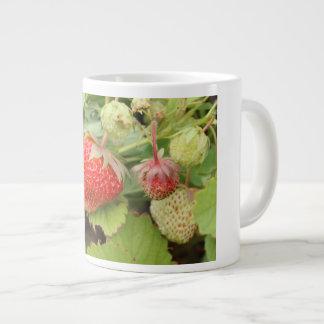 Sweet Berry Large Coffee Mug