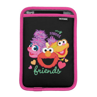 Sweet Best Friends Characters iPad Mini Sleeve
