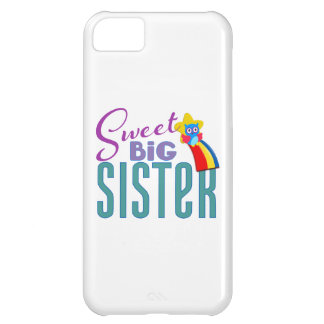 Sweet Big Sister Cover For iPhone 5C