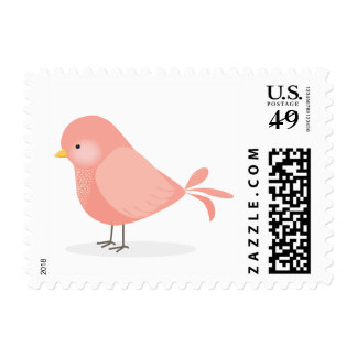 Sweet Birdie Baby Postage
