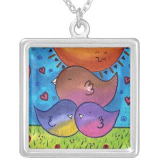 Sweet Birdies Necklace