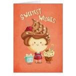Sweet Birthday Girl Card
