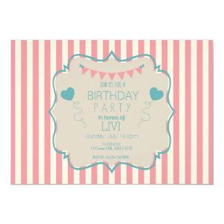 Sweet Birthday Invite