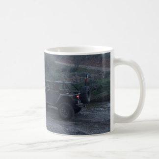 Sweet Black Jeep Coffee Mug