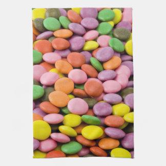 Sweet Bonbons kitchen towel