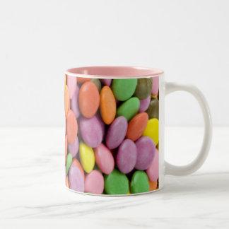 Sweet Bonbons mug - choose style & color