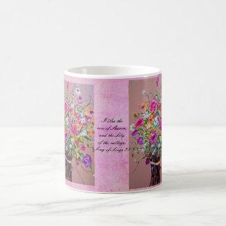 Sweet Bouquet Scripture Mug2 Classic White Coffee Mug