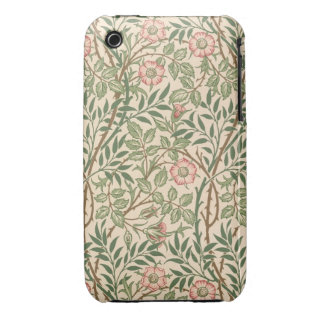 'Sweet Briar' design for wallpaper, printed by Joh iPhone 3 Case