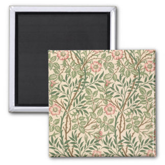 'Sweet Briar' design for wallpaper, printed by Joh Magnet