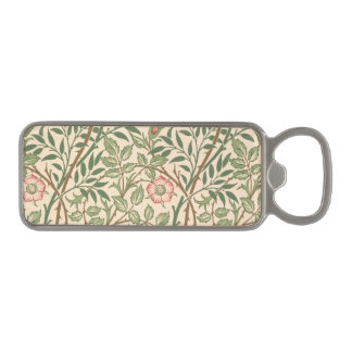 'Sweet Briar' design for wallpaper, printed by Joh Magnetic Bottle Opener