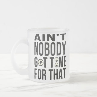 Sweet Brown Funny Ain t Nobody Got Time For That Mug