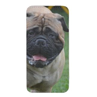 Sweet Bullmastiff iPhone 5 Pouch