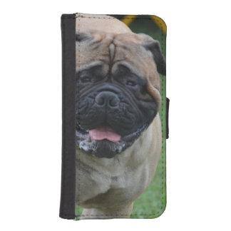 Sweet Bullmastiff Phone Wallets