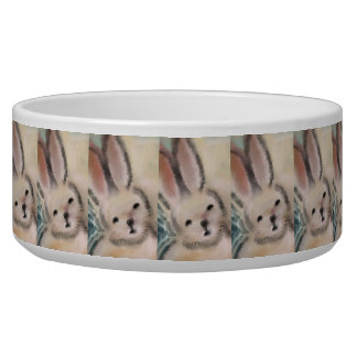 """Sweet Bunny Face"" Bowl"