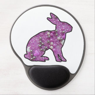 Sweet Bunny Gel Mouse Pad