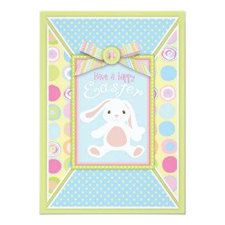 Sweet Bunny Invitation Card