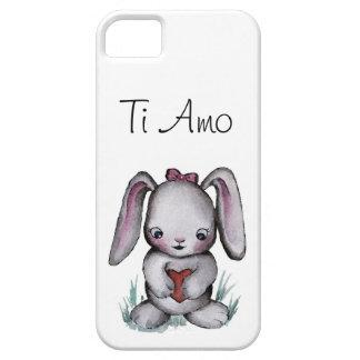 Sweet Bunny iPhone 5 Case