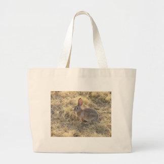 Sweet Bunny Large Tote Bag